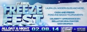 Alex B. - Freeze Fest 2014