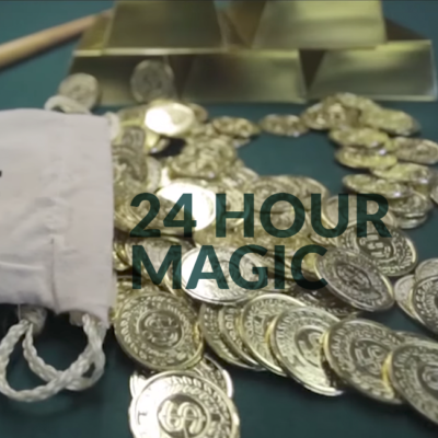Alex B. - 24 Hour Magic