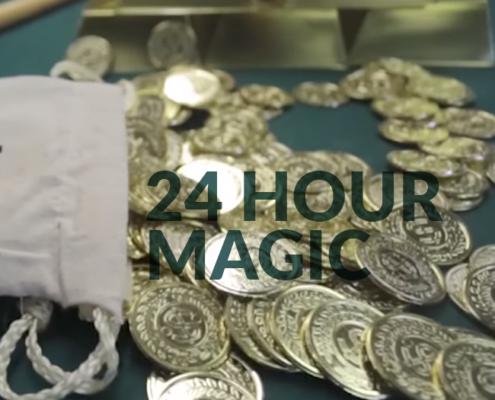 Alex B. - 24 Hour Magic