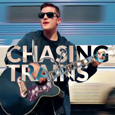 Alex B - Chasing Trains