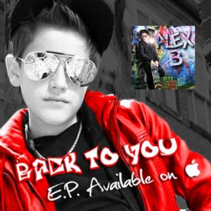 Alex B. - Back To You
