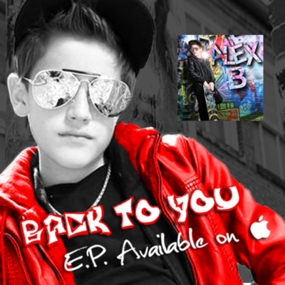 Alex B. - Back To You