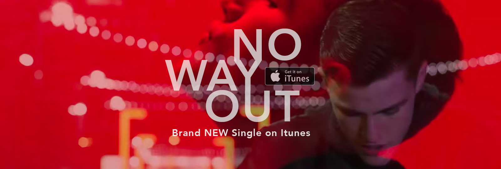 No Way Out - Alex B.